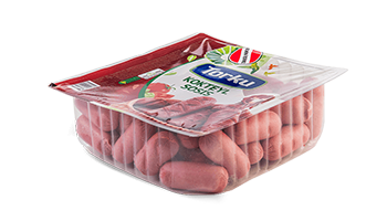 Torku Büfe Cocktail Sausages in Tub (8x1000 gr)