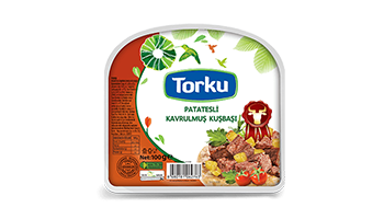 Torku Cooked Meat with Potato (18x100 gr)