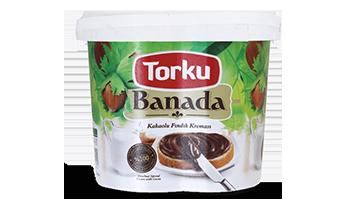 Torku Banada Kakaolu Fındık Kreması (4x2500 gr)