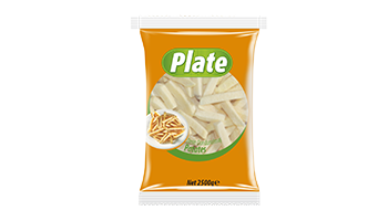 Plate Klasik Kesim Patates 9x9 (5x2500 gr)