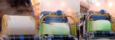 Paket Küspe Üretim Tesisi Hizmete Başladı