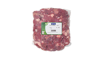 Torku Düğün Meat Cubes Frozen- Vacuumed Bag (2.5 Kg)