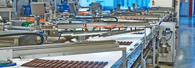 Çikolata Üretim Tesisi Üretimine Başladı
