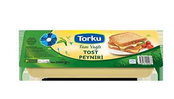 Torku Tost Peyniri (2 kg)