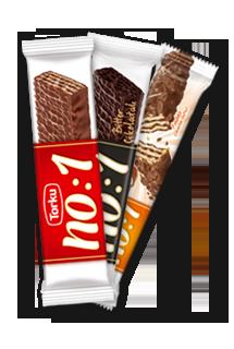 Torku Çikolatalı Gofretler