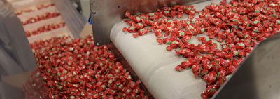 Şekerli Mamüller, Sert Şeker ve Yumuşak Şeker Üretim Tesisi Hizmete Girdi