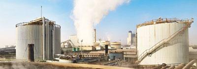 Endüstriyel Atık Su Arıtım Tesisi Hizmete Başladı