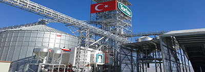 Karapınar Bulghur Factory Began Production