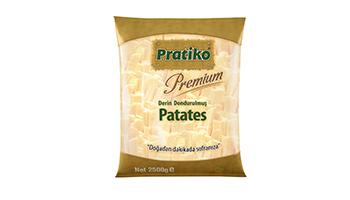 Torku Pratiko Premium Parmak Patates 9x18 (5x2500 gr)
