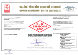Panagro ISO 9001 Quality Management System