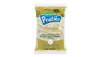 Pratiko Premium Kaplamalı Klasik Kesim Patates 9x9 (10x1000 gr)