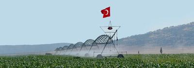 Uydu Destekli Tarım Kontrol Merkezi Devreye Girdi