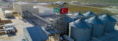 Karapınar Bulgur Fabrikası Üretime Başladı