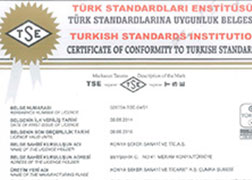 TSE - 8371 - Fındık Kreması