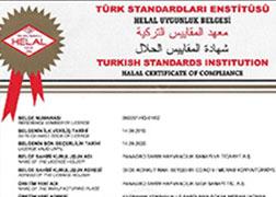 Panagro Halal Certificate Cut Meat