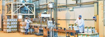 Baklava Şerbeti Üretim Tesisi Kuruldu