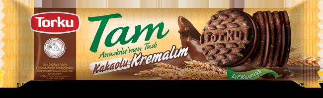Kakaolu Kremalı