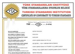 TSE - 2383 Bisküvi