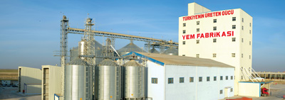 Feed Plant Began Production