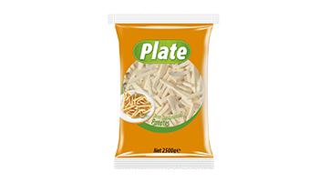 Plate İnce Kesim Patates 7x7 (5x2500 gr)