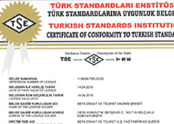 TS - 316 - Raw Sunflower Oilseed Cake Product Compliance Certificate 2017