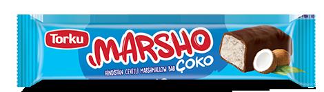 Hindistan Cevizli Marshmallowlu