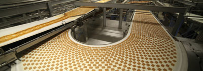 New Biscuit Lines investment was made at the Bakery products, Biscuit, Cake and Wafer Production Plant