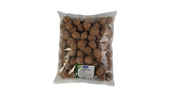Torku Cooked Frozen Small Meatballs (3x2500 Gr)