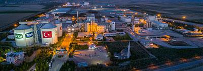 Çumra Şeker Fabrikası Üretime Başladı