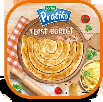 Tepsi Börek Patatesli