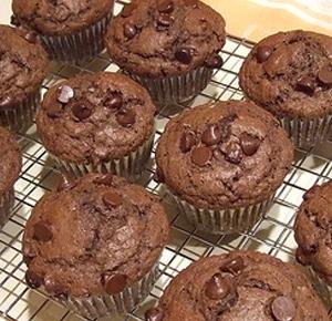 Damla Çikolatalı Muffin