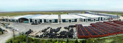 Panplast Sulama Tarım San. ve Tic. A.Ş. Üretime Başladı
