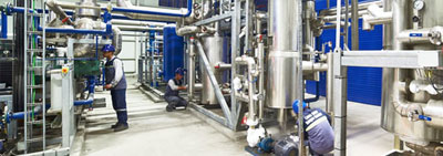 Sıvı Karbondioksit Üretim Tesisi Faaliyete Başladı