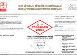 Panagro ISO 22000 Food Safety Management System Scope Enlargement