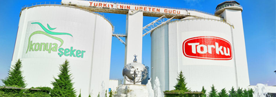 Cumra Sugar Factory Began Production
