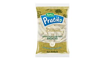 Torku Pratiko Premium Ev Tipi Kesim Patates 9x18 (5x2500 gr)