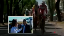 49.Cumhurbaşkanlığı Bisiklet Turu Torku Şekerspor Onursal Bşk. Sn.Recep Konuk İle Yapılan Röportaj