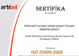 Panplast - ISO 22000