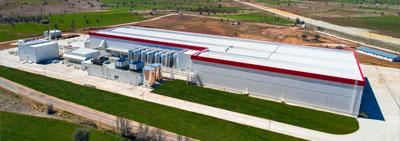 Torku Pekmez, Şerbet, Sirke ve NFC Meyve Suyu Fabrikası Hizmete Girdi