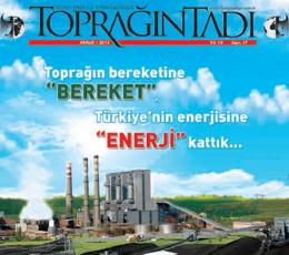 """Toprağın Tadı Dergisi : Toprağın bereketine """"Bereket"""""""