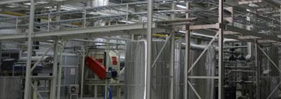 Patates Nişastası Fabrikası Üretime Başladı