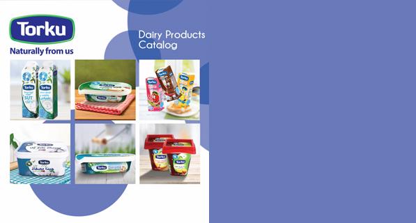 Süt ve Süt Ürünleri Kataloğu