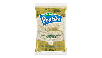 Torku Pratiko Premium Patates 11x11 (5x2500 gr)