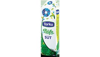 Torku Büfe Süt UHT (12x1 Lt)