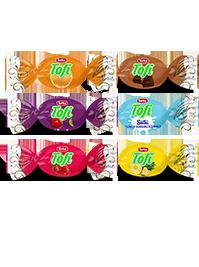 Torku Tofi İkramlık Yumuşak Şekerler