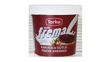 Torku Frema Sütlü Kakaolu Fındık Kreması (6x1500 gr)