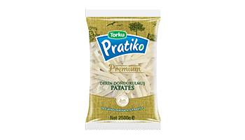 Torku Pratiko Premium Klasik Kesim Patates 9x9 (5x2500 gr)