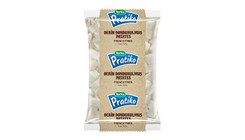 Torku Pratiko Yemeklik Küp Patates 20x20 (5x2500 gr)