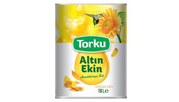 Torku Ayçiçek Yağı - Teneke (18 Lt)
