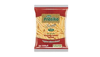 Torku Pratiko Premium Acı Kaplamalı Patates 9x9 (5x2500 gr)